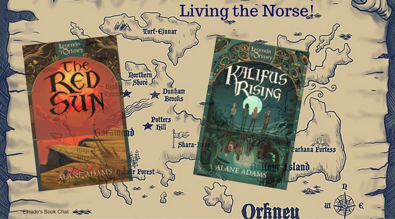 Norse Myths come alive