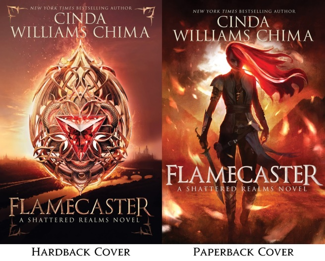 Flamecaster Covers HB and PB
