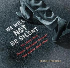 We will not be slient