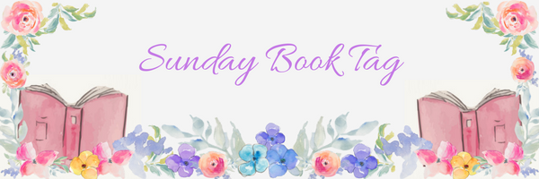 Sunday Book Tag