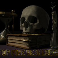 Top 5 Scary Reads for October