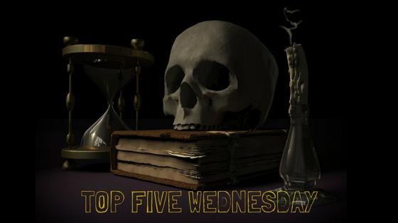 Top Five Wednesday (1)