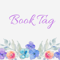 3 Bookish Things Book Tag