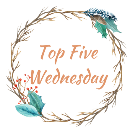 Top five wednesday (1)