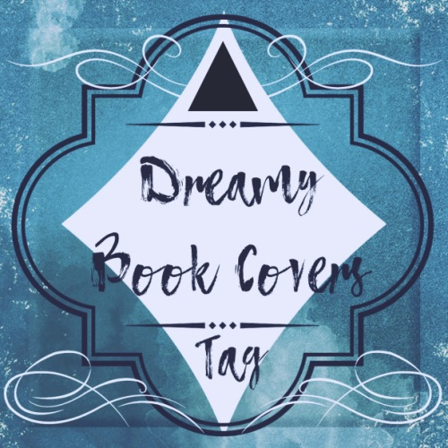 Dreamy book caver tag