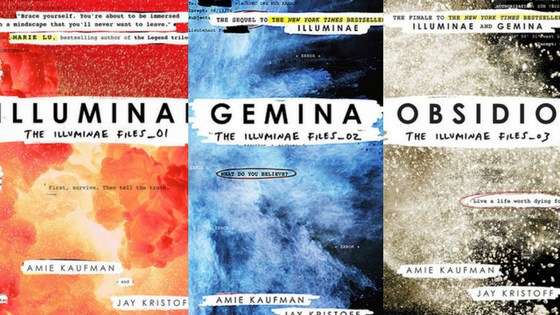 The Illuminae Files – Confessions of a Serial Reader