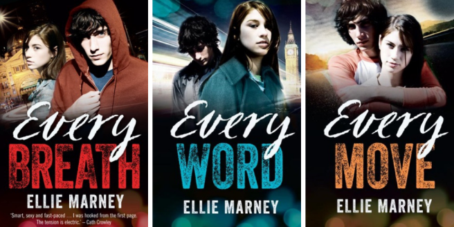 Image result for every series ellie marney