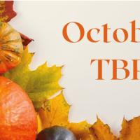 October 2020 TBR