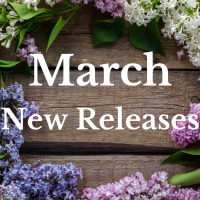 March 2021 New Releases